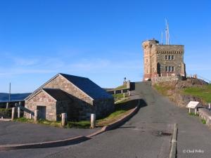 Cabot Tower and Gunpowder Magazine Colour