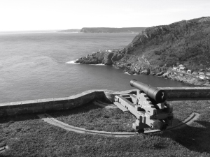 Fort Amherst, Cannon View