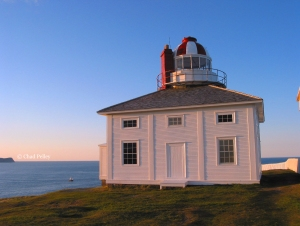 Cape Spear Lighthouse and Scademia