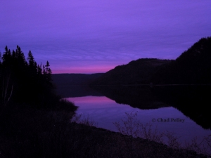 Gros Morne at Dusk