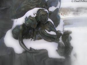 Bowring Park Peter Pan Statue