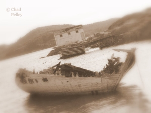 Old Boat, Griquet