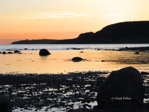 Rocky Harbour Sunset, Boulder